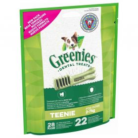 Greenies - Friandises Sticks Dentaires TEENIE pour Chien Mini - x22