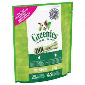 Greenies - Friandises Sticks Dentaires TEENIE pour Chien Mini - x43