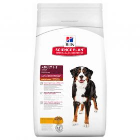 Hill's Science Plan - Croquettes Advanced Fitness Large Adult Poulet pour Chien - 12Kg