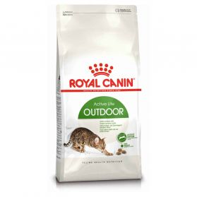 Royal Canin - Croquettes Outdoor 30 pour Chat - 4Kg