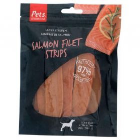 Pets Unlimited - Filet de Saumon Naturel pour Chien - 150g
