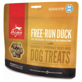 Orijen - Friandises Free-Run Duck Treats pour Chien - 92g