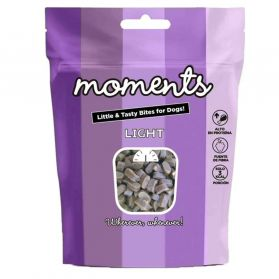 Moments - Friandises Light à la Dinde pour Chien - 60g