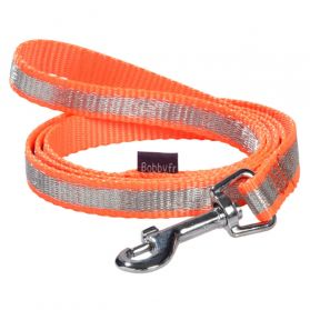 Bobby - Laisse EQUINOXE orange S