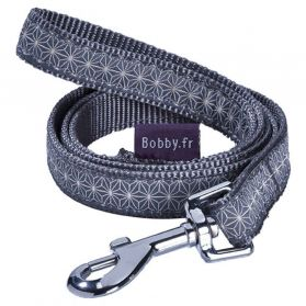 Bobby - Laisse ASANOHA anthracite L