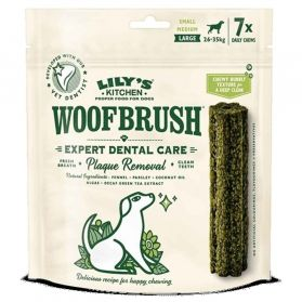 Lily's Kitchen - Bâtonnets Woofbrush Dental Chew pour Chien - x7