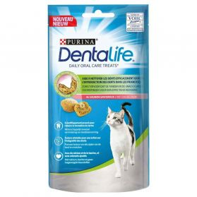 Dentalife - Friandises au Saumon pour Chat - 40g
