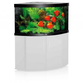 Juwel - Aquarium TRIGON 350 LED 2x23W + 2x12W - Noir