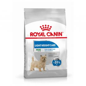Royal Canin - Croquettes Mini Light Weight Care pour Chien - 3Kg