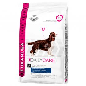 Eukanuba - Croquettes Daily Care Embonpoint pour Chien