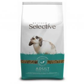 Supreme Science - Aliments Selective pour Lapin - 3Kg