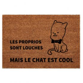 Animalis - Paillasson Coco Chat - 1