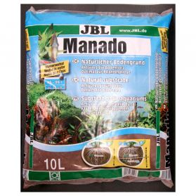 JBL - Substrat Sol Naturel Manado pour Aquarium - 10L