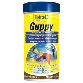 Tetra - Aliment Complet Guppy pour Guppies - 250ml