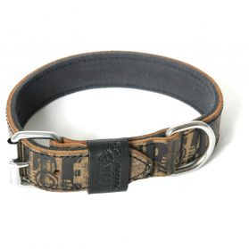 Martin Sellier - Collier Double Urban Tribe pour Chien