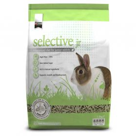 Supreme Science - Aliments Selective pour Lapin Junior - 1,5Kg