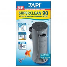Rena API - Filtre New SuperClean 90 pour Aquarium