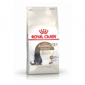 Royal Canin - Croquettes Senior Sterilised 12+ pour Chat Senior