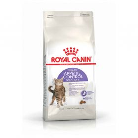 Royal Canin - Croquettes Appetite Control Sterilised pour Chat Adulte