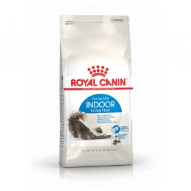 Royal Canin - Croquettes Indoor Long Hair pour Chat