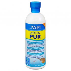 Rena API - Conditionneur d'Eau Aqua Pur Stress Coat pour - 473ml