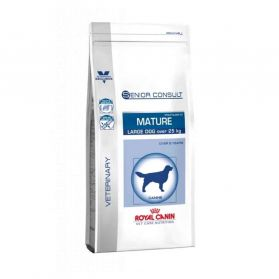 Royal Canin - Croquettes Veterinary Care Senior Consult Mature Large Dog pour Chien - 14Kg
