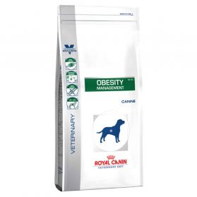 Royal Canin - Croquettes Veterinary Diet Obesity Management pour Chien - 14Kg