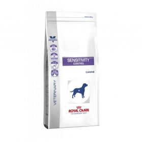 Royal Canin - Croquettes Veterinary Diet Sensitivity Control pour Chien - 14Kg