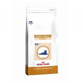 Royal Canin - Croquettes Veterinary Care Senior Consult Stage 2 pour Chat