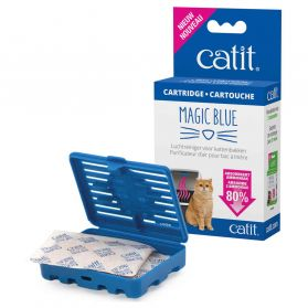 Cat It - Cartouche Magic Blue pour Chat