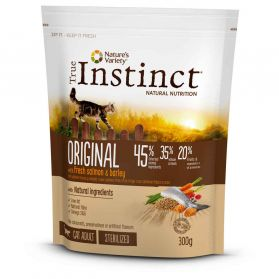 True Instinct - Croquettes Original Sterilized Adult au Saumon pour Chat - 300g