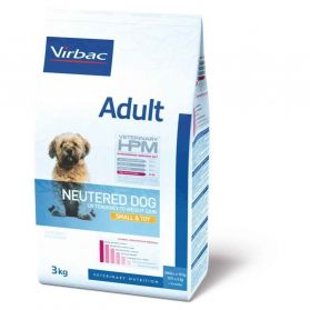 Virbac - VetHPM - Adult Neutered Dog Small & Toy - 3kg