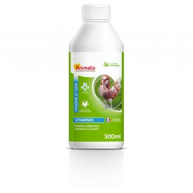 Animalis - Aliment Vitamines pour Basse Cour - 300ml