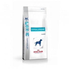 Royal Canin - Croquettes Veterinary Diet Hypoallergenic pour Chien - 2Kg