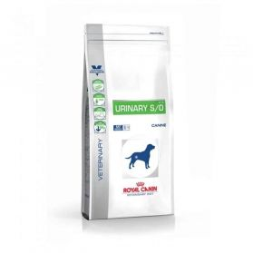 Royal Canin - Croquettes Veterinary Diet Urinary S/O pour Chien - 2Kg