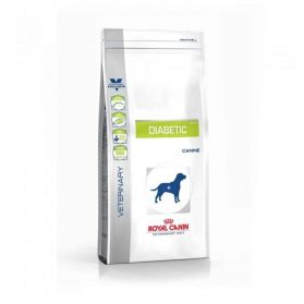 Royal Canin - Croquettes Veterinary Diet Diabetic pour Chien - 7Kg