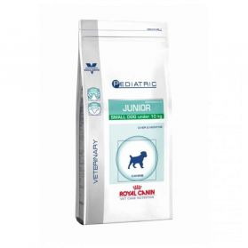Royal Canin - Croquettes Veterinary Diet Pediatric Junior Small Dog Under 10 Kg pour Chiot - 2Kg