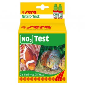 Sera - Test de Nitrites NO2 Test pour Aquarium - 2x15ml