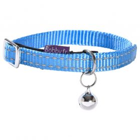 Bobby - Collier SAFE pour Chat - Bleu