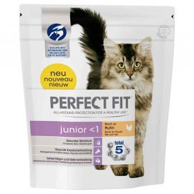 Perfect Fit - Croquettes Fit Junior - 1 au Poulet pour Chaton - 750g