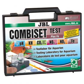 JBL - Laboratoire de Test Combiset Test Plus Fe pour Aquarium