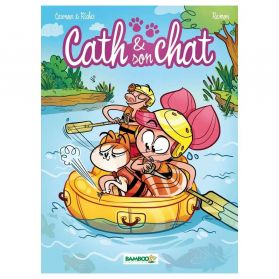 Bamboo Édition - Cath & son chat - Tome 3