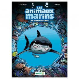 Bamboo Édition - Les animaux marins - Tome 1