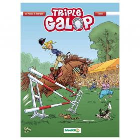 Bamboo Édition - Triple Galop - Tome 1