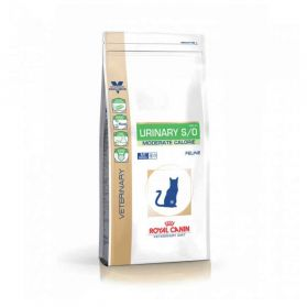 Royal Canin - Croquettes Veterinary Diet Urinary S/O Moderate Calorie pour Chat - 7Kg