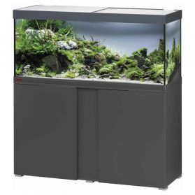 Eheim - Aquarium Vivaline LED de 240L avec Meuble - Anthracite