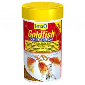 Tetra - Aliment Complet Goldfish WaveSticks pour Poissons Rouges - 250ml