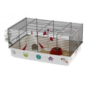 Ferplast - Cage Criceti 9 Space pour Hamsters