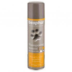 Beaphar - Spray Shampoing Mousse pour Chiens et Chats - 250 ml