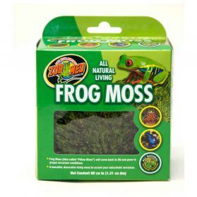 Zoomed - Mousse Frog Moss pour Grenouilles
